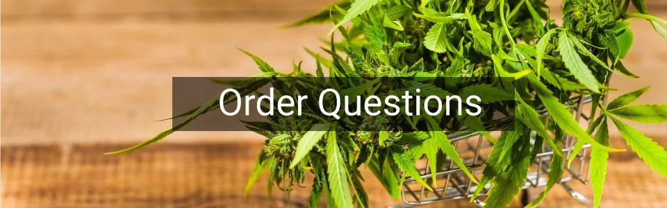 Order Questions Faq