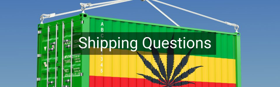 Shipping Questions FAQ